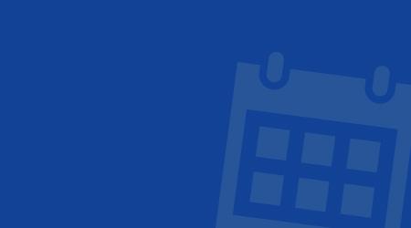 Default event image blue calendar icon