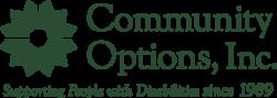 Community Options, Inc. Logo