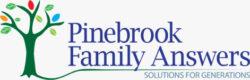 Pinebrook Family Answers Logo