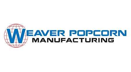 Weaver Popcorn Manufacturing Logo