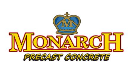 Monarch Precast Concrete logo