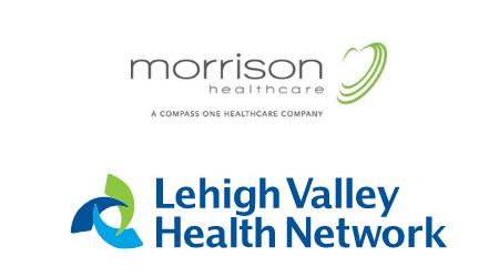 Morrison Health and LVHN logos